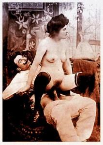 VERDENS FØRSTE PORNOBIOGRAF    LE  CHABANAIS