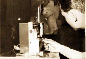 1967 EN PORNOKLUB STORMES AF POLITI
