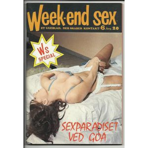 Weekend sex udkom første gang i 1966