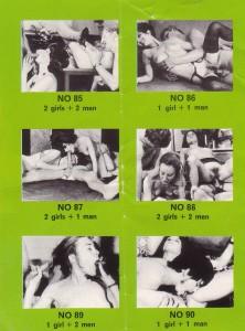 Første katalog 1969