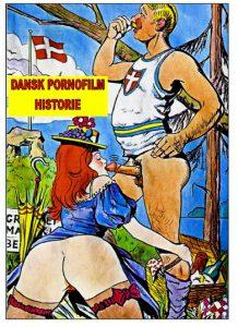 DANSK PORNOFILM HISTORIE 1 — DVD