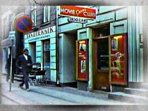MOVIE PORNOCLUB – FØRSTE SEXBIO JANUAR 1968